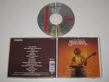 SANTANA/THE TRÈS BEST OF (COLUMBIA 468267 2) CD ALBUM