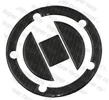 Black 3D Tank Gas Tank Pad Filler Cover Cap Sticker Decals Set for Suzuki GSX-S GSXR 750