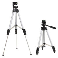 Portable Professional Adjustable Camera Tripod Stand+Cell Phone Mount Holder+Bag