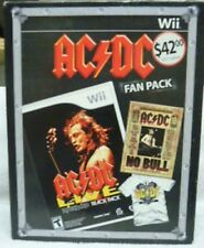 AC/DC Live: Rock Band Track Pack Fan Pack for Wii