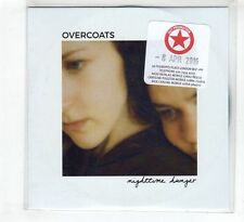(HD993) Overcoats, Nighttime Hunger - 2016 DJ CD