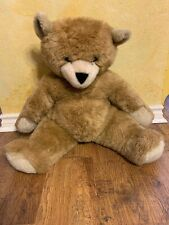LARGE! RARE! ITALY 1982 AVANTI APPLAUSE Teddy Bear 18 inch Vintage
