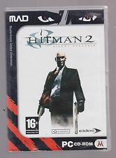 HITMAN 2 SILENT Assassin PC CD ROM GIOCO (T57)