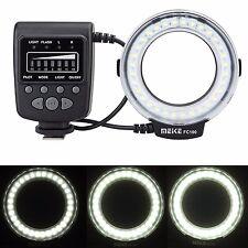 Meike FC-100 Macro Ring Flash/Light for Nikon D7100 D7000 D5200 D5100 D3200