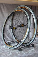 VINTAGE MAVIC KSYRIUM EQUIPE SHIMANO 10 SPEED ROAD BICYCLE 700C WHEEL SET