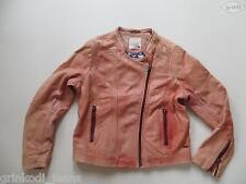 Levi's Biker Jacke Lederjacke Gr. L, Echtes Vintage Leder, Lady Style, UNIKAT !
