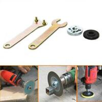 Grinder Wrench Spanner Lock Nut Flange Angle 100 For Milwaukee Makita Metal Tool