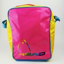 ~ Rare ~ Head ~ Bright Neon Patent ~ Messenger Bag ~ Beach ~ Rave ~ Festival ~