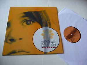 SUEDE CROCODILES STOP THE RAIN LP INDIE POP POWERPOP ACCIDENT RECORDS 2001