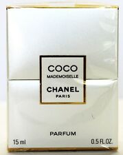 CHANEL COCO MADEMOISELLE PARFUM PURE PERFUME 0.5 OZ 15ML NEW IN BOX SEALED HTF