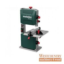 """Metabo BAS 261 10"""" Precision Bench Top Woodworking Bandsaw"""