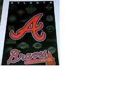 New listing NOS MINT 1994 ATLANTA BRAVES ESTATE FIND NO PINHOLES MLB BASEBALL LOGO POSTER
