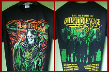 KILLSWITCH ENGAGE - TOUR T-SHIRT (L)  NEW & UNWORN