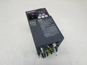 MITSUBISHI E700 MD#FR-E720-050-NA INVERTER 1HP XLNT USED TAKEOUT MAKE OFFER