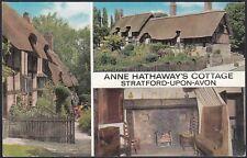 AX4809 England - Stratford-upon-Avon - Anne Hathaway's Cottage - Views