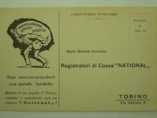 INDUSTRIA-CASH REGISTER-NATIONAL-TORINO-O4U-S50422