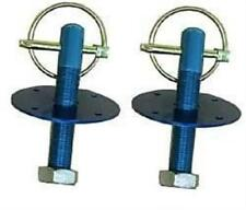 Blue Hood Pin Kit Pins IMCA UMP Modified