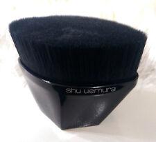 Shu Uemura Petal #55 All Black Foundation Brush-Face Brush-2018 LE-New-VERY RARE