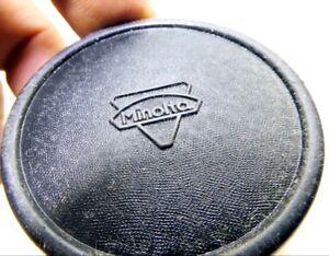 MINOLTA SR  Rear  Lens Cap  for Manual Focus SRT MC MD slip on type vintage