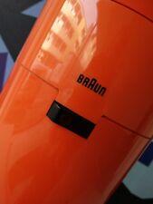 Braun Kaffeemaschine KF 21 4051 orange Aromaster Seiffert/Kahlcke