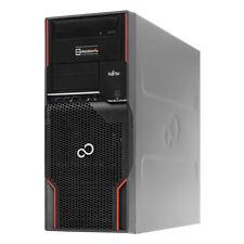 Fujitsu celsius m720 Power 800w Xeon e5-2690 64gb RAM 240gb SSD Quadro k2000 w10