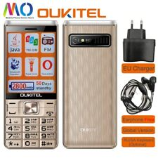 Oukitel Triple Sim card Mobile Phone Camera Music Bluetooth Java Torch Cellphone