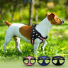 Step In Dog Vest Harness Rhinestones Adjustable Padded Yorkie Jack Russel S M L