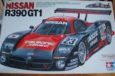 NISSAN R390 GT1-TAMIYA 1/24