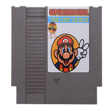 Super Mario Bros. 2 - The Lost Levels  - 8 Bit Game Cartridge for NES Nintendo
