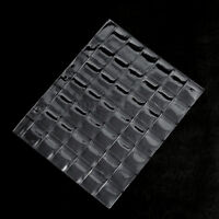 10 Pages 42 Pockets Plastic Coin Holders Storage Collection Money-Album·Case!