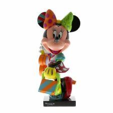 Disney Britto Minnie Mouse Fashionista Collectable Figurine - Boxed