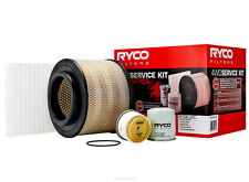 Ryco 4x4 Filter Service Kit RSK2C fits Toyota Hilux 3.0D 4x4 (KUN26R), 3.0D R...