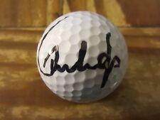 Giulia Sergas Golfer Autographed Signed Wilson Golf Ball LPGA Tour