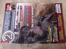 $$k Revue 2e Guerre Mondiale N°59 Wehrmacht vs Armée Rouge  Belgique  Pologne