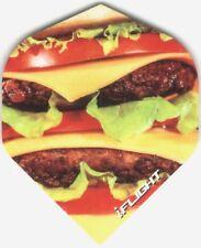 Cheeseburger In Paradise Dart Flights: 3 per set