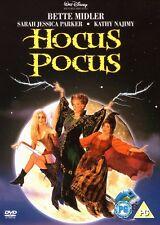 OUTRAGEOUS WITCHY COMEDY DVD - HOCUS POCUS - BETTE MIDLER & SARAH JESSICA PARKER