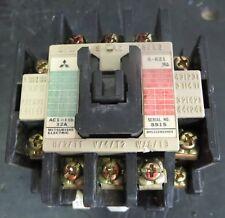 Mitsubishi S-K21 Magnetic Contactor 32A 120V Coil