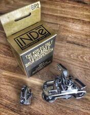 INDe Drum Labs BR2 Tom Suspension Mount Bracket Chrome - BR2