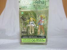 Love Hina Special Kaiyodo Action Figures Kaolla Su & Sarah McDougal Free Shippin