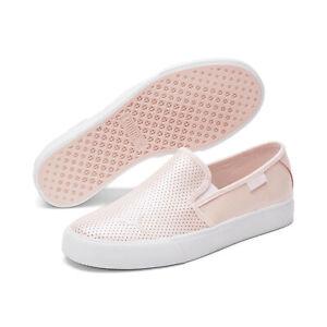 PUMA Women's Bari Cat Shimmer Slip-On Shoes