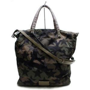 VALENTINO  Camouflage Star Rockstud 2way Tote 871702