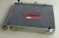 3row Aluminum Radiator For Mitsubishi Pajero Montero NM NP NS NT 3.0 3.5 3.8L V6