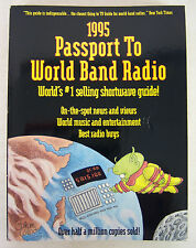 1995 PASSPORT TO WORLD BAND RADIO. World's #1 selling shortwave guide.