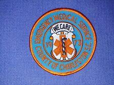 Charleston EMS Patch