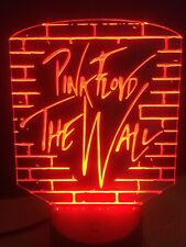 Pink Floyd Led Neon Light Sign Man Cave , Game , Bed Room ,Bar garage Rgb