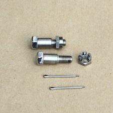 57431-11013 SUZUKI T250 T350 T500 BRAKE CLUTCH LEVER SET IN STAINLESS STEEL