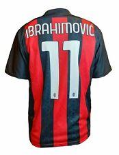 Milan BENNACER 4 Offizielles Replik-Trikot 2020-2021 Neues T-Shirt