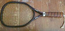 Vintage Wilson Aggressor Racquetball Racquet 4 1/8