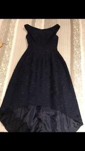 carla zampatti navy dress