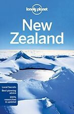Lonely Planet New Zealand (Travel Guide), Lonely Planet, New Book